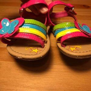 00e944fee149 great diva Shoes - 💥BLACK FRIDAY SALE ITEM 💥Rainbow sandals